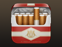 iSmoke Icon