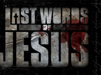 Last Words of Jesus