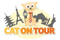 Smashing Cat Goes On Tour Around The World