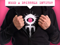 Need a Dribbble Invite?