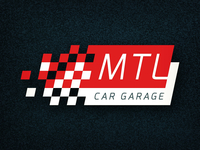 MTL Car Garage (logo proposition 2)