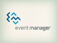 Event Manager (logo proposition)
