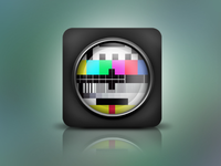 Test Card IOS Icon