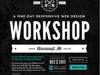 Build Responsively Workshop