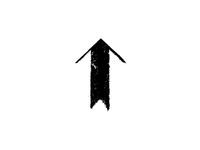 Made this arrow