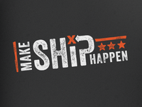 Make Ship Happen logo