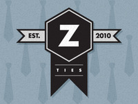 Z Ties Logo Ideation