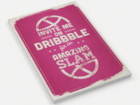 My Dribbble Ticket