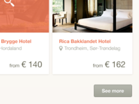[Rebound] Featured hotels