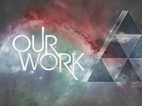 """Our Work"" Header"