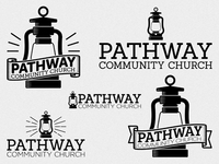 Pathway Church Logo Concepts