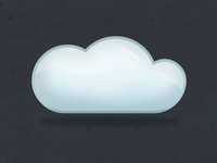 Look. Another cloud icon.