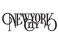 New York lettering Step 4