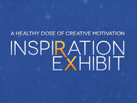 Inspiration  Exhibit Identity