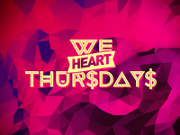 We Heart Thursdays