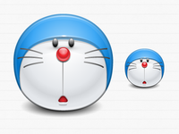 Doraemon Emoticons
