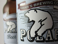 Polar Beer Label Packaging