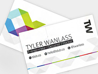 new biz cards / branding