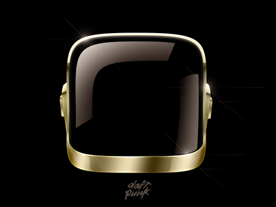 Daft Punk app icon