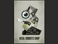 Real Robots Ship