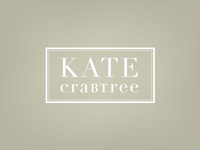 Kate Crabtree final logo concept
