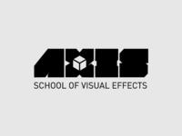 Axis School of Design Logo V2