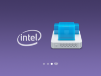 Intel Icons : Virtual Servers