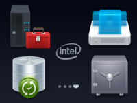 Intel Icons Ensemble