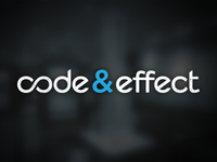 Code Effect Logotype