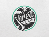 Shred to Care Logo