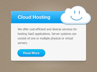 Cloud Hosting/Read More