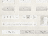 Drawing Board UI Kit