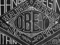 Obey - Change Begins Within