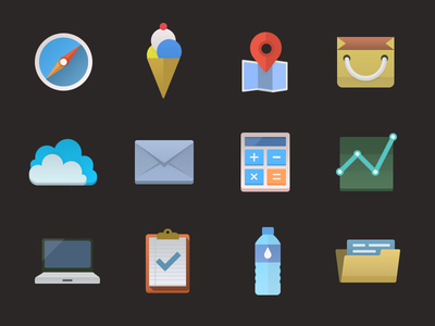 Download Colorful Icons