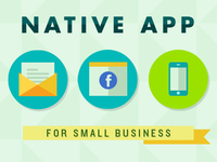 Native App Infographic