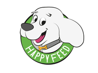 Logo 'Happy Feed'