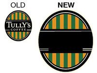 Tully's Coffee logo 2011