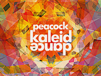 Peacock Kaleidance