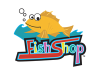 Fish Shop Logo