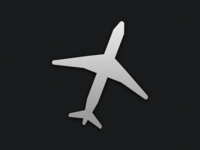 Airplane Mode Logo
