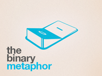 The Binary Metaphor Logo