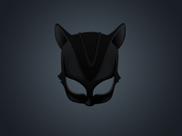 "Catwoman ""PLAYOFF"" Favorite Hero"