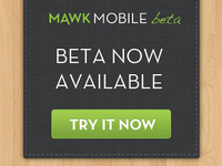 MawkMobile Beta Now Available!