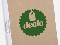 Logotype for Dealo