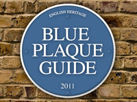Blue Plaque Guide Icon
