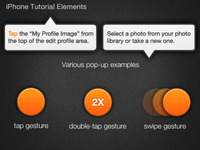 iPhone Tutorial Elements