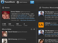 TweetDeck - Home