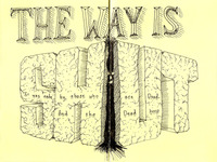 The Way Is Shut