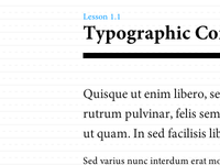 Just my type | Browser screenshot