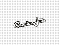CreativeJuus logo test